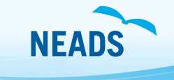 Image shows the NEADS logo.